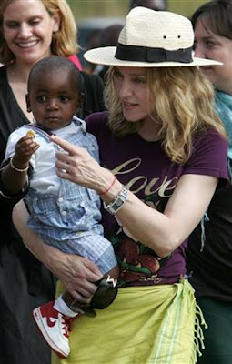Madonna reportedly set to adopt again