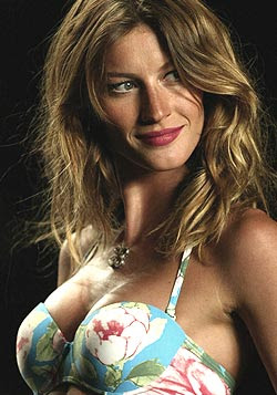World's Wealthiest Model Named Gisele Bundchen