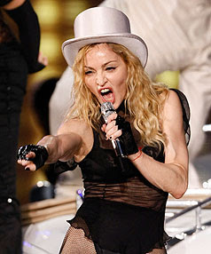 Erotic Madonna tapes go on sale