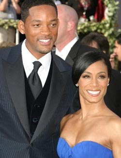 Will Smith's wife talks about steamy limo romp