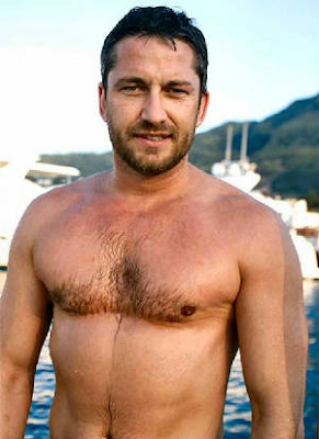 Gerard Butler No Sex Symbol