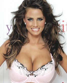 Katie Price has no qualms dating a woman