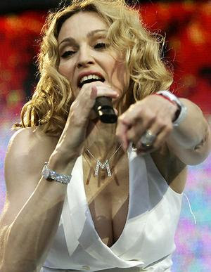 Madonna world tour becomes the highest grosser