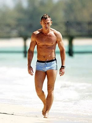 Daniel Craig Has Hottest Body