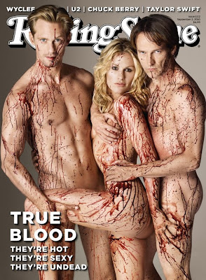 True Blood stars Anna Paquin go nude