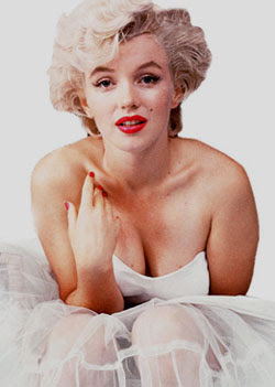 Monroe voted greatest blonde of all time