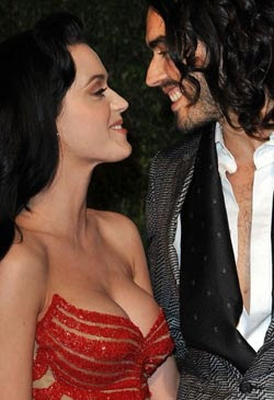 Russell Brand and Katy to make sex tape