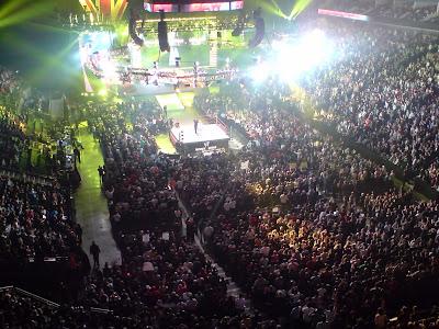حلبة-قاعة-مصارعة-دبليو-دبليو-إي-WWE-wrestling-arena