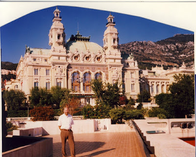 Is A Short Drive To Monaco With The Opera Building And In Monte Carlo Where You May Get Rid Of Some Of The Money Not Spent At Shopping In Cannes