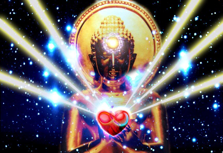 Just a little More Love: Buddha Nature