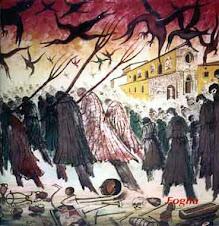 La mia gente nella città di Gioacchino (1965) - di Rosario Foglia