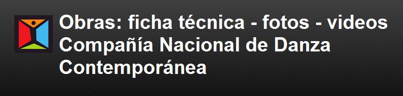 REPERTORIO / FICHA TECNICA POR OBRA