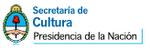 Pagina Web de la Secretaría de Cultura de la Nación Argentina: