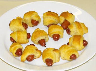 Secrets of a Southern Kitchen: Pigs in a Blanket