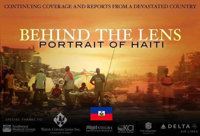 Behind the Lens: Portrait of Haiti