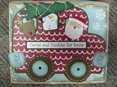 memories amp beyond cocoa amp cookies for santa recipe book