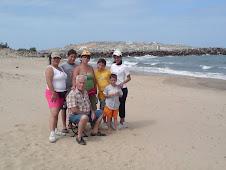 Limpieza de Playa - Enero 2009