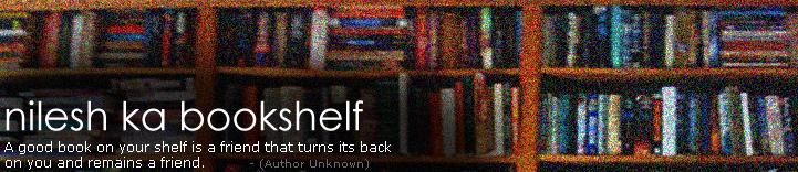 nilesh ka bookshelf