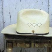 Handwoven Stetson Hat