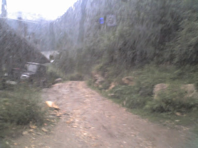 Stony Lanes in Tirthan Valley