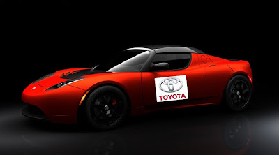 Toyota and Tesla strike $50m electric car deal