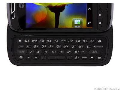 T-Mobile MyTouch 3G Slide (black)