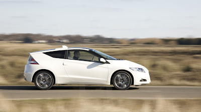 Honda CR-Z hybrid (2010) CAR review