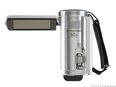 Sony Handycam DCR-SR68 (silver)