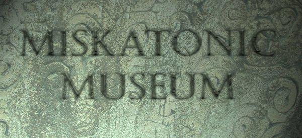 Miskatonic Museum