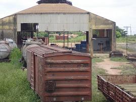 depósito abandonado
