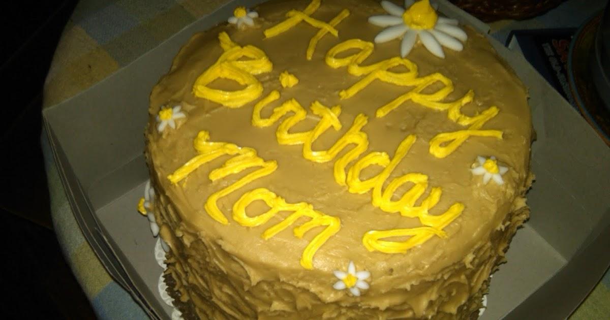 Mandi Cakes: Birthday Cake