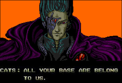 all your base are belong to us, engrish, cats, videogame, aybabtu, simiopata, blog, rincon, zero wing