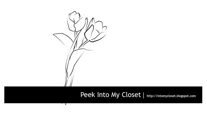 Peek Into My Closet