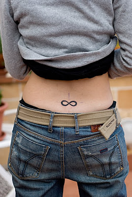 ink Tattoo: Progressione verso l&#39;infinito