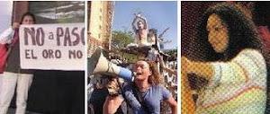 No a Pascualama - Mujeres de fuego