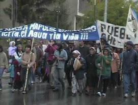 Co: Agua, Pueblo Mapuche x el Agua
