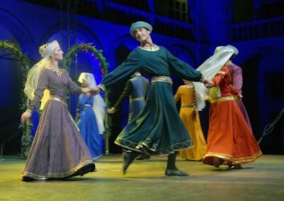 Tańce Dworskie