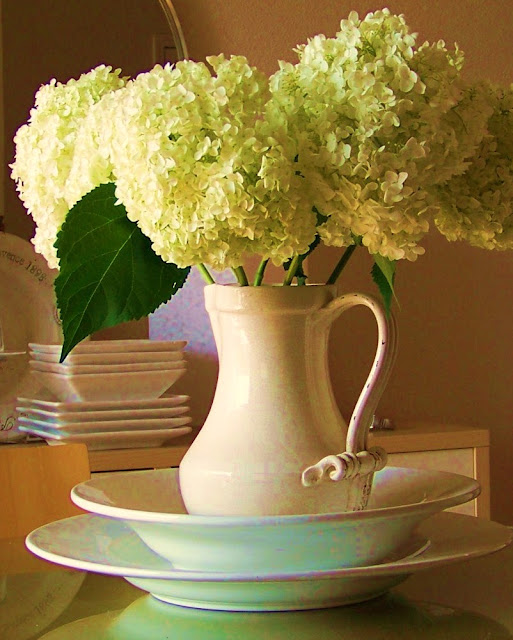 Abbey style home simple flower arranging for Do it yourself flower arrangements