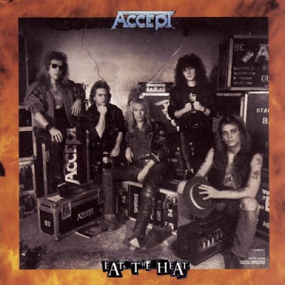 WE ARE MARCHİNG TO DİE!!!: Accept Eat the Heat (1989)
