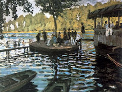 Monet - Grenouillere