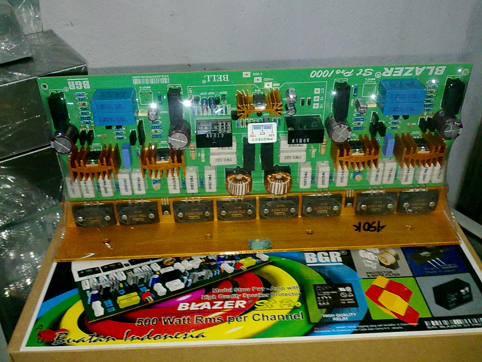 ORIGINAL PRODUCT FOR AMPLIFIER DIY