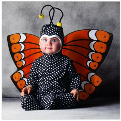 Cute baby like butterfly picture