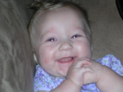 cute smile baby photo 005