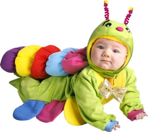 Baby caterpillar costume