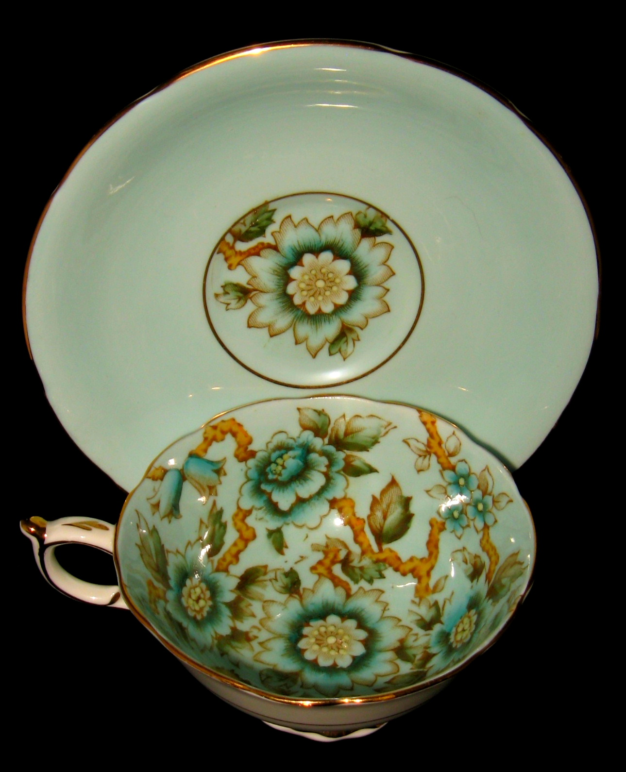 from Jacoby dating paragon china