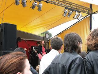 Concierto en Vondelpark