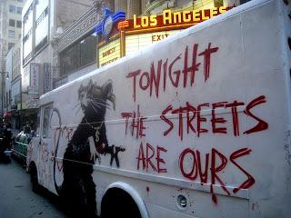 Banksy movie premier