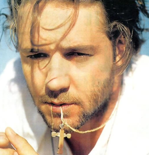 Russell Crowe Zealand photo