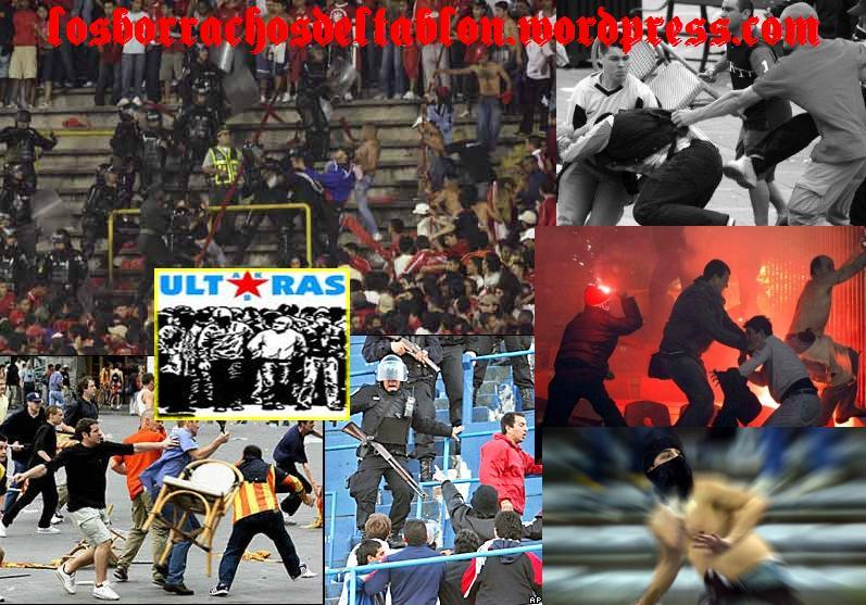 historia de las barras bravas en colombia:
