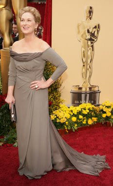Meryl Streep Plus Size Fashion